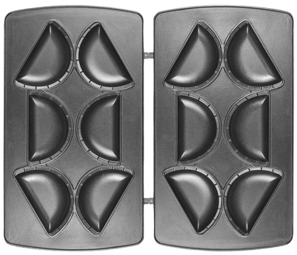 Redmond RAMB-23 панель для мультипекаряRAMB-23Универсальные съемные панели RAMB-23 для любого мультипекаря Redmond! Позволят приготовить печенье или пряники полукруглой формы для завтрака, вечернего чаепития, угощения для коллег или друзей.Панели изготовлены из металла с антипригарным покрытием – они долговечны и легки в уходе, а готовить на них можно без масла! Удобные ручки позволят вам с удобством снимать панели с корпуса Мультипекаря.