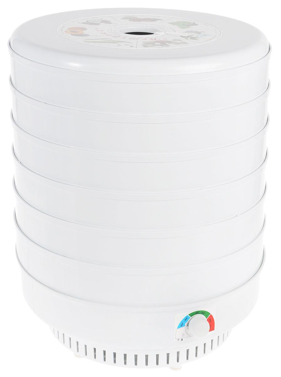 Ветерок-2 У, White сушилка для овощей и фруктов ЭСОФ-2-0,6/220