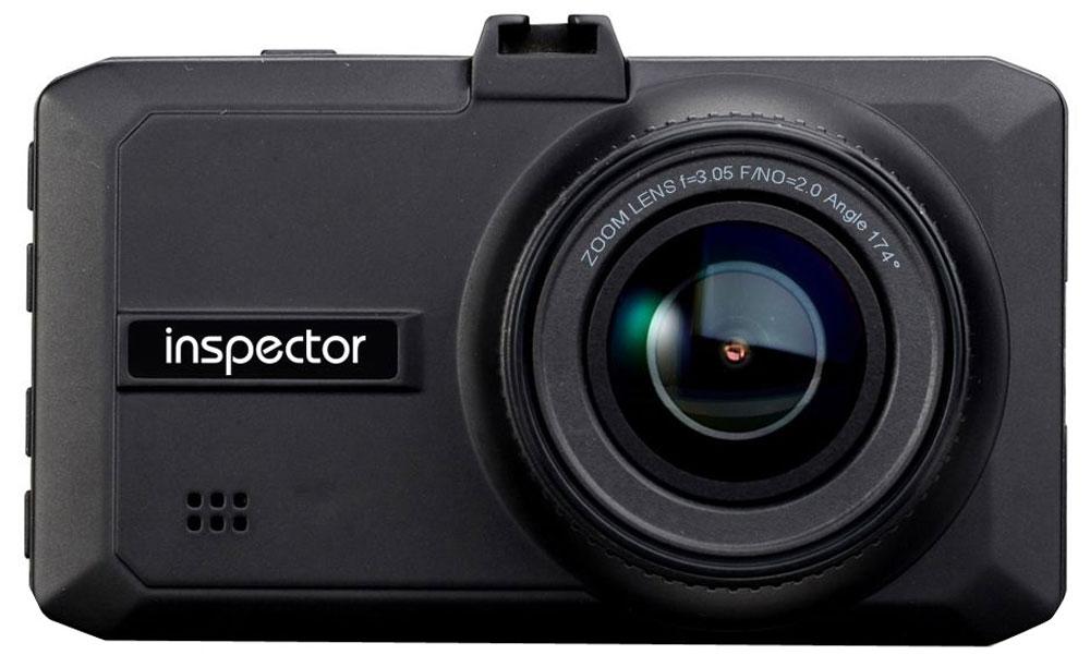 Inspector FHD Breeze, Black видеорегистраторFHD BreezeАвтомобильный видеорегистратор Inspector Breeze включает весь стандартный набор функций устройства видеофиксации.Для получения качественной видеозаписи в формате FullHD 1080p 30к/с регистратор оснащен современным процессором SPCA6330A и 3 Мпикс матрицей Aptina AR0330 с широкоугольной оптикой для максимального охвата дорожной обстановки.Все видеоролики и фотографии устройство записывает на карту памяти MicroSD, которая устанавливается в специальный слот расширения для MicroSD карт памяти объемом до 32 Гб.При необходимости просмотра записанного видео на месте регистратор Inspector Breeze оснащен большим встроенным дисплеем 3 дюйма. Также устройство поддерживает функцию сохранения защищенных от перезаписи видеороликов в ручном режиме и по датчику G-Sensor.Разрешение фото: 2048х1536Объектив: f=3.05 при F2.0Аккумулятор: 180 мАчФормат файлов: MOV (H.264) / JPEG