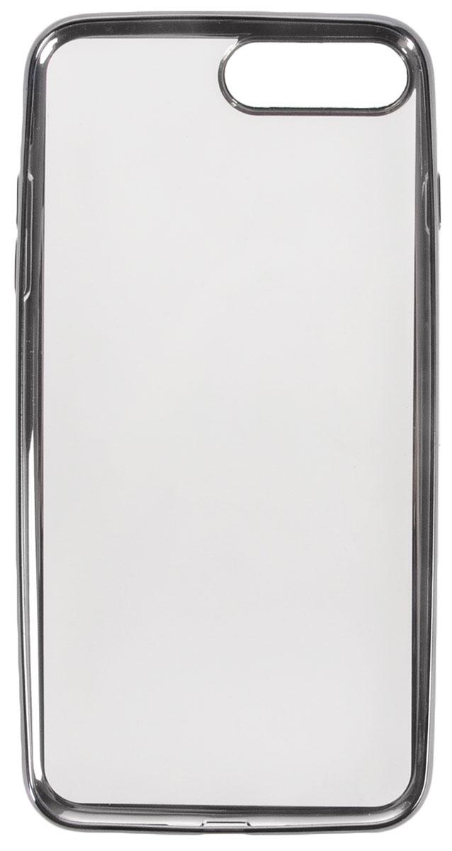 Red Line iBox Blaze чехол для iPhone 7 Plus, BlackУТ000009723Практичный и тонкий силиконовый чехол Red Line iBox Blaze для iPhone 7 Plus с эффектом металлических граней защищает телефон от царапин, ударов и других повреждений. Чехол изготовлен из высококачественного материала, плотно облегает смартфон и имеет все необходимые технологические отверстия, соответствующие модели телефона.Силиконовый чехолRed Line iBox Blaze долгое время сохраняет свою первоначальную форму и не растягивается на смартфоне.