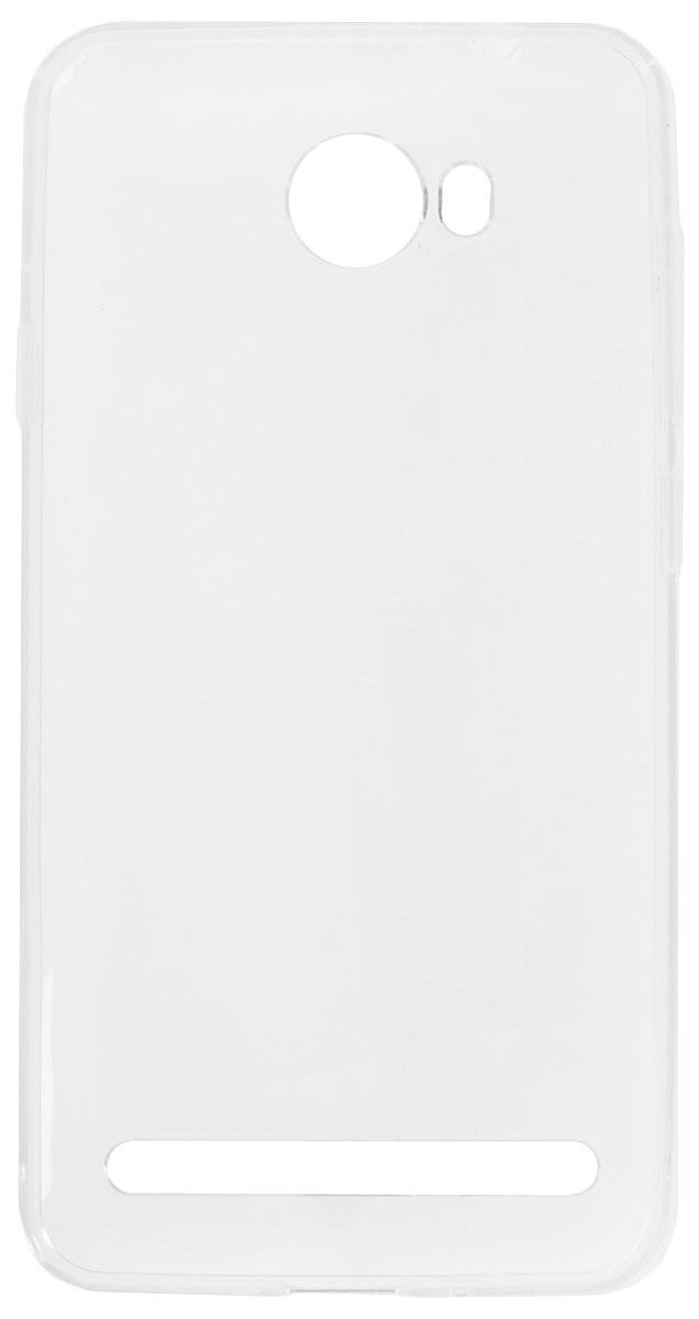 Red Line iBox Crystal чехол для Huawei Y3II, ClearУТ000009334Практичный и тонкий силиконовый чехол Red Line iBox Crystal для Huawei Y3II защищает телефон от царапин, ударов и других повреждений. Чехол изготовлен из высококачественного материала, плотно облегает смартфон и имеет все необходимые технологические отверстия, соответствующие модели телефона.Силиконовый чехол iBox Crystal долгое время сохраняет свою первоначальную форму и не растягивается на смартфоне.