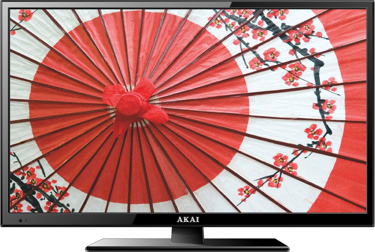 Akai LEA-24B52P телевизорLEA-24B52PТелевизор Akai LEA-24B52P соответствует всем современным технологиям и оборудован LED подсветкой, уменьшающей его толщину. Корпус из высококачественного пластика с экраном диагональю 23,6 дюймов впишется в любой интерьер. Телевизор можно расположить как на столе, так и на настенном кронштейне, который приобретается отдельно. Akai LEA-24B52P обеспечит изображение высокого качества в формате Ful lHD (1920x1080).Формат экрана: 16:9 Яркость: 200 кд/м2 Контрастность: 1000:1 Время отклика матрицы: 8 мс Углы обзора по горизонтали/вертикали: 178°/178°