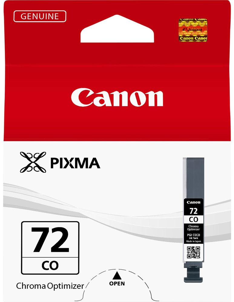 Canon PGI-72CO картридж оптимизатор цвета для Pro-106411B001Оптимизатор цвета Canon PGI-72CO предназначен для модели Pro-10. Оригинальные чернила Canon гарантируют максимальное качество, долговечность отпечатков и надежность работы принтера.