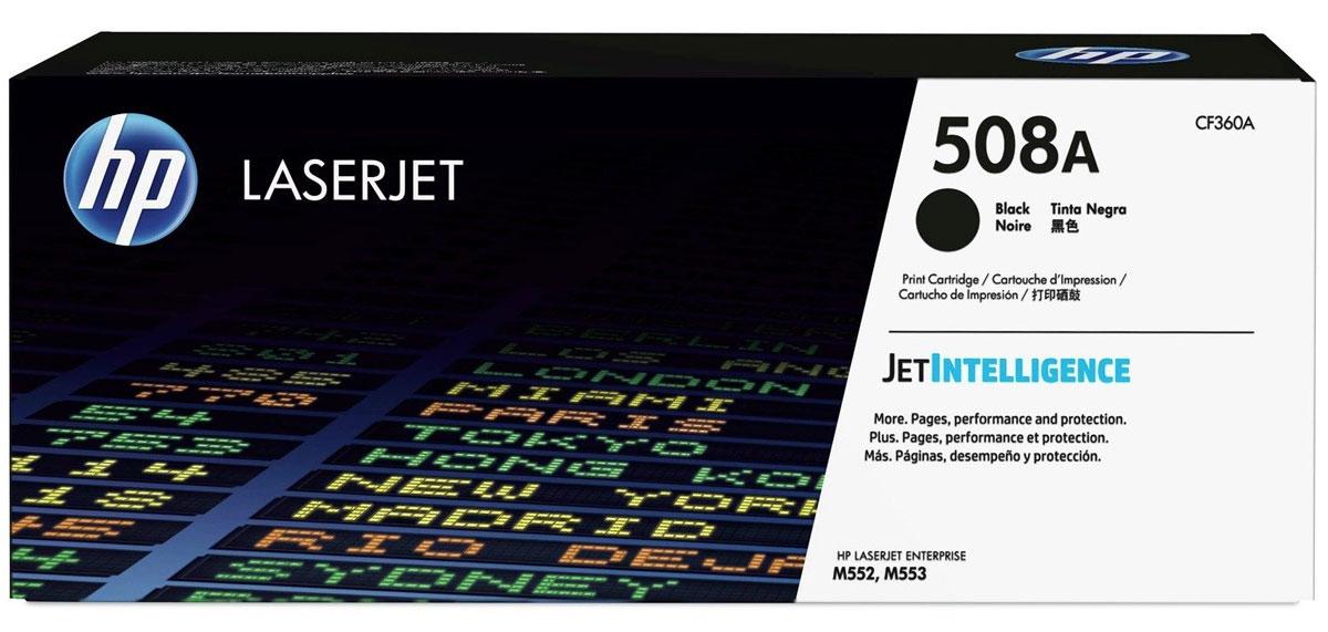 HP CF360A, Black тонер-картридж для LaserJet Enterprise M552/M553CF360AОригинальные лазерные картриджи HP LaserJet с технологией JetIntelligence оснащены инновационными средствами проверки подлинности, а также гарантируют рекордный ресурс и обеспечивают высокую скорость печати.Извлеките максимум выгоды из каждого картриджа. Оригинальные лазерные картриджи HP LaserJet с технологией JetIntelligence обеспечивают точные данные об уровне расхода тонера, а повышенный ресурс позволит избавиться от лишних расходов.Количество высококачественных документов, которые вы сможете напечатать, превзойдет все ожидания. Тонер ColorSphere 3 был специально разработан для повышения производительности принтера. Низкая температура плавления гарантирует профессиональное качество печати.Все оригинальные лазерные картриджи HP LaserJet с поддержкой JetIntelligence оснащены эксклюзивной технологией HP по борьбе с поддельной продукцией. При установке картриджа в принтер его подлинность проверяется автоматически.