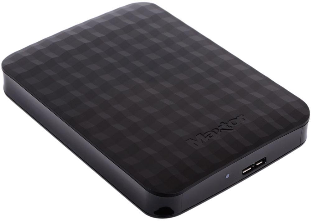 Seagate Maxtor M3 Portable 2TB USB 3.0, Black внешний жесткий диск (STSHX-M201TCBM)STSHX-M201TCBMЖесткий диск Seagate Maxtor M3 Portable привлекает не только ценой и качеством, но и стильным дизайном.Отличительной особенностью данной модели является не только солидный объем, но и версия интерфейса 3.0. Благодаря ней вы сможете гораздо быстрее копировать данные.Корпус устройства выполнен в стильном черном цвете из практичной пластмассы, способной выдерживать достойно нагрузки и защитить от механических повреждений.