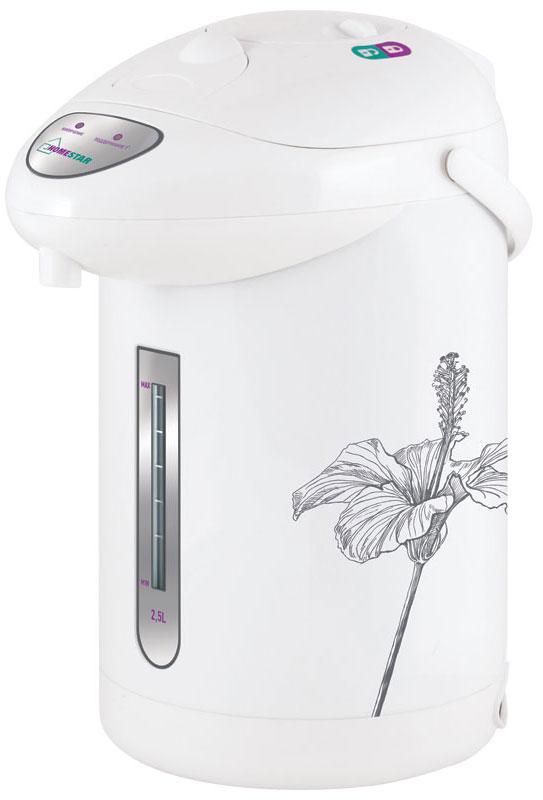 HomeStar HS-5001, White Gray термопот