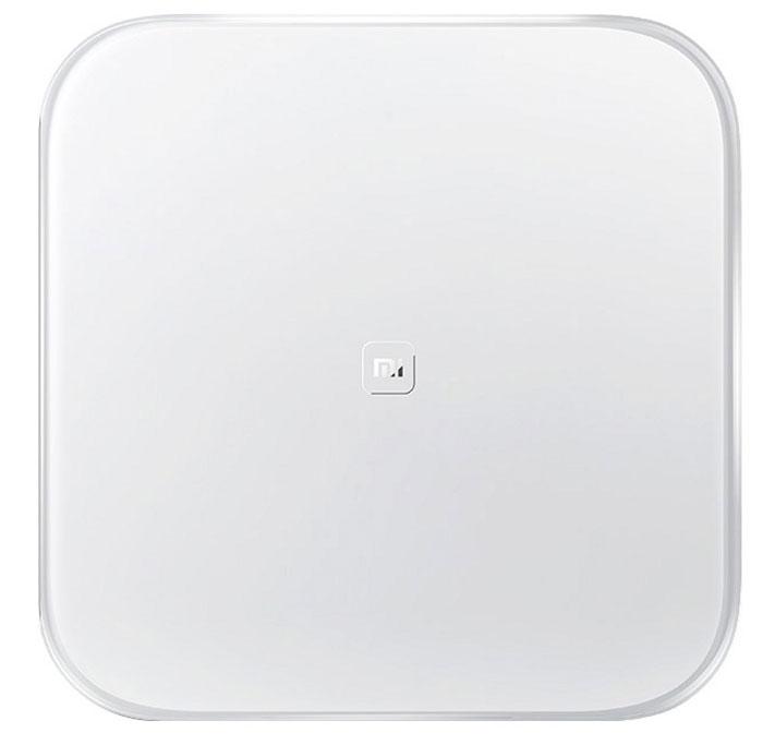 Xiaomi Mi Smart Scale, White весы напольныеMiSSWH, XMTZC01HMXiaomi Mi Smart Scale созданы для того, чтобы показать, что ваши усилия не проходят даром.Неважно, совершаете ли вы утреннюю пробежку или выкладываетесь в тренажерном зале, преодолеваете километры во время шопинга или просто наводите порядок в доме, любая физическая нагрузка приносит свои плоды, которые вплоть до 50 г отобразятся на весах Xiaomi. Также поддерживается синхронизация с фирменным приложением Mi Fit, с помощью которого можно отслеживать график изменения веса и получать полезные рекомендации.Работают от 4 батареек типа AA (не входят в комплект).