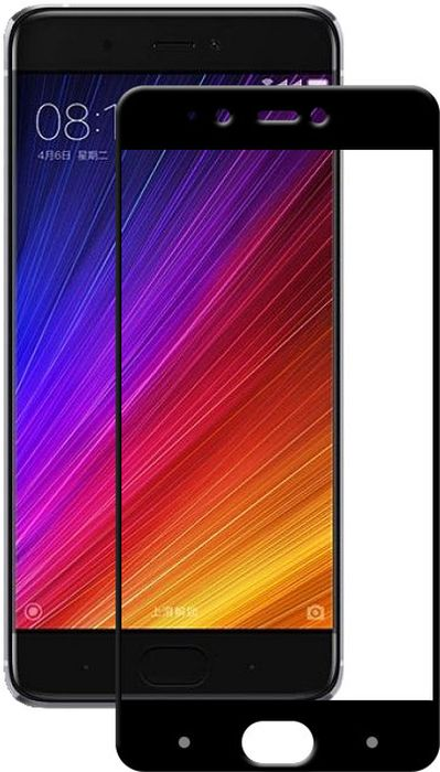 Untamo Full Screen Essence защитное стекло для Xiaomi Mi5S, BlackUESPGFSXIMI5SBLЗащитное стекло Untamo Full Screen Essence полностью повторяет форму скругленного 2.5D экрана смартфона Xiaomi Mi5S. Защищает всю площадь экрана от царапин и механических воздействий. Олеофобное покрытие обеспечивает легкую очистку от отпечатков пальцев и приятные тактильные ощущения. Стекло надежно приклеивается к экрану, препятствует попаданию пыли и воздуха. Имеет долгий срок службы.