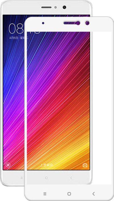 Untamo Full Screen Essence защитное стекло для Xiaomi Mi5S Plus, WhiteUESPGFSXIMI5SPLUSWHЗащитное стекло Untamo Full Screen Essence полностью повторяет форму скругленного 2.5D экрана смартфона Xiaomi Mi5S Plus. Защищает всю площадь экрана от царапин и механических воздействий. Олеофобное покрытие обеспечивает легкую очистку от отпечатков пальцев и приятные тактильные ощущения. Стекло надежно приклеивается к экрану, препятствует попаданию пыли и воздуха. Имеет долгий срок службы.