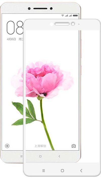 Untamo Full Screen Essence защитное стекло для Xiaomi Mi Max, WhiteUESPGFSXIMIMAXWHЗащитное стекло Untamo Full Screen Essence полностью повторяет форму скругленного 2.5D экрана смартфона Xiaomi Mi Max. Защищает всю площадь экрана от царапин и механических воздействий. Олеофобное покрытие обеспечивает легкую очистку от отпечатков пальцев и приятные тактильные ощущения. Стекло надежно приклеивается к экрану, препятствует попаданию пыли и воздуха. Имеет долгий срок службы.