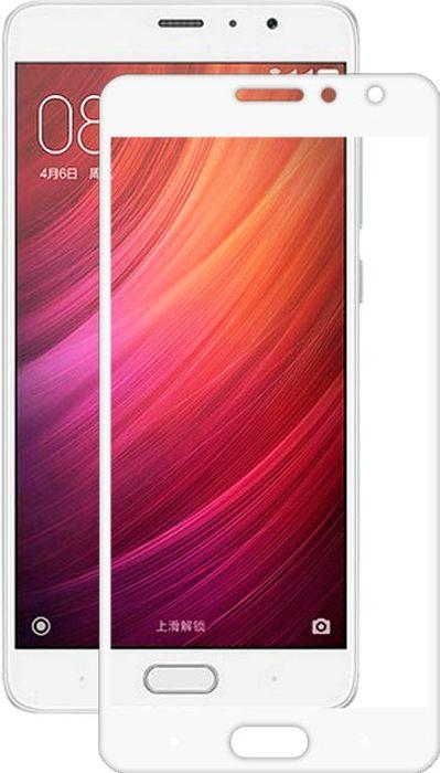Untamo Full Screen Essence защитное стекло для Xiaomi Redmi Pro, WhiteUESPGFSXIREDMIPROWHЗащитное стекло Untamo Full Screen Essence полностью повторяет форму скругленного 2.5D экрана смартфона Xiaomi Redmi Pro. Защищает всю площадь экрана от царапин и механических воздействий. Олеофобное покрытие обеспечивает легкую очистку от отпечатков пальцев и приятные тактильные ощущения. Стекло надежно приклеивается к экрану, препятствует попаданию пыли и воздуха. Имеет долгий срок службы.