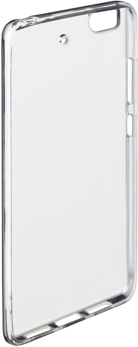 Untamo Gel чехол для Xiaomi Mi 5S, ClearUGCXIMI5STRУпругий материал Gel кейса надежно гасит удары средней и легкой интенсивности и защищает корпус от царапин. Рамка по периметру экрана исключает прямой контакт с различными поверхностями и царапание стекла мелкими частицами пыли. Вентилируемая внутренняя поверхность чехла предотвращает его запотевание.Тип чехла: накладка на заднюю панель.Управление смартфоном: фальшкнопками на чехле.Особенность конструкции: невидимая рельефная сетка от запотевания и прилипания.Материал: TPU (силикон).