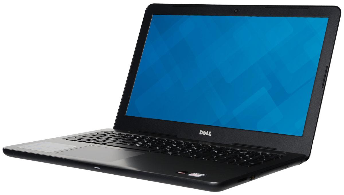 Dell Inspiron 5 (7688), Black5-7688Ноутбук Dell Inspiron 5 невероятно портативен, поэтому вы можете эффективно работать и оставаться на связи в любой точке мира. Его корпус отличается тонкой (всего 23,3 мм) и легкой конструкцией, а также удобно открывается.Благодаря выделенному графическому адаптеру AMD Radeon R7 M445 с памятью GDDR5 объемом 4 Гбайта и новейшим процессорам AMD A10 вы получаете высокую производительность без задержки, что гарантирует плавное воспроизведение музыки и видео при фоновом выполнении других программ.Сделайте Dell Inspiron 5 своим узлом связи. Поддерживать связь с друзьями и родственниками никогда не было так просто благодаря надежному WiFi-соединению и Bluetooth 4.0, встроенной HD веб-камере высокой четкости, ПО Skype и 15,6-дюймовому экрану, позволяющему почувствовать себя лицом к лицу с близкими.Абсолютное удобство просмотра на дисплее с разрешением HD. Наслаждайтесь превосходным изображением на большом экране с диагональю 15 дюймов, который идеально подходит для проектов и потоковой передачи.Смотрите фильмы с DVD-дисков, записывайте компакт-диски или быстро загружайте системное программное обеспечение и приложения на свой компьютер с помощью внутреннего дисковода оптических дисков.Точные характеристики зависят от модели.Ноутбук сертифицирован EAC и имеет русифицированную клавиатуру и Руководство пользователя.