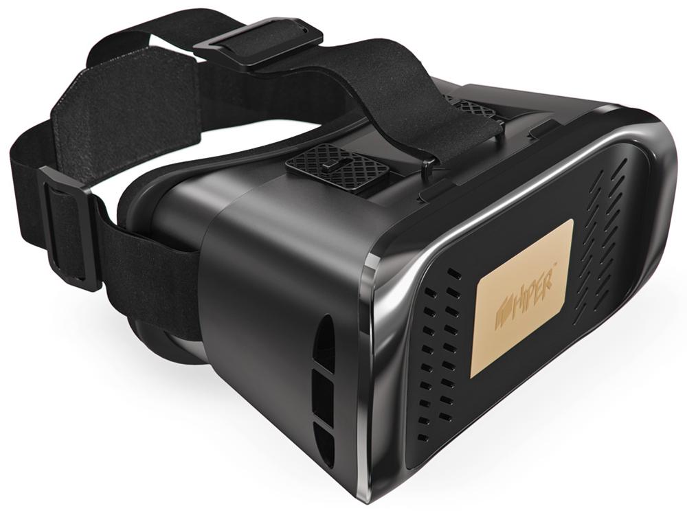 HIPER VRX очки виртуальной реальностиVRXПогрузиться в яркий искусственный мир теперь стало максимально просто с очками виртуальной реальности Hiper VRX.Стильный девайсс асферическими акриловыми линзами диаметром 42 мм обеспечивает четкую и насыщенную картинку с плавным движением при поворотах головы. Линзы поддерживают регулировку межфокусного расстояния. Угол обзора устройства равен 90 градусам. Очки виртуальной реальности совместимы со смартфонами на iOS и Android с дисплеем 4,3-6 дюймов.Тип линз: асферические акриловые линзы.Угол обзора: 90 градусовМагнитная кнопка управления дополнительными функциями приложенийГелевый мат для удержания смартфонаАмбушюры по краю маскиРегулируемый ремешокРегулируемое расстояние до виртуального экрана 44-53 ммРегулировка межфокусного расстояния 60-67 мм
