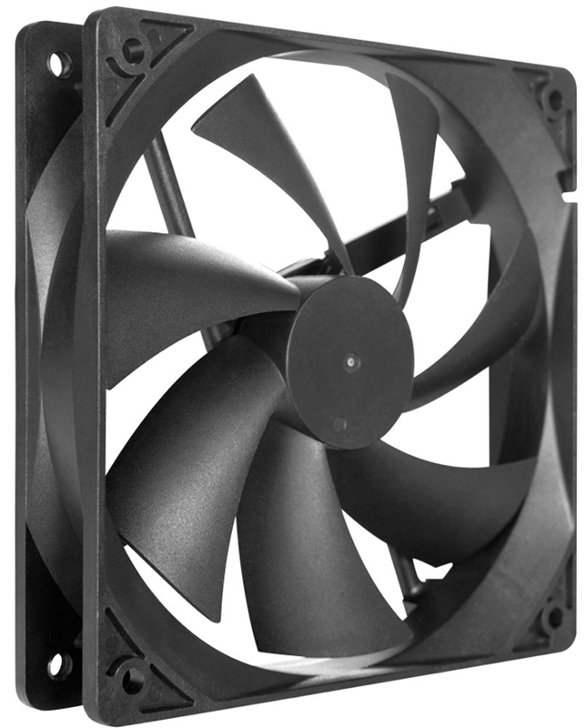 Antec TwoCool 120 вентилятор компьютерный0-761345-75246-6Давно известная и доказавшая свою высокую эффективность, запатентованная технология компании Antec по снижению шума QuietComputing, представлена в новом 120 мм вентиляторе TwoCool! Удобный 2-х позиционный регулятор скорости вращения позволит пользователям легко выбрать между бесшумностью (600 RPM) и максимальным охлаждением (1200 RPM), в то время как специальные подшипники обеспечат тихую работу, даже при максимальной нагрузке. Низкий уровень шума и высокий коэффициент охлаждения, обеспечиваемый вентилятором TwoCool 120, улучшит поток воздуха системы даже на самых низких скоростях.Вентилятор Antec TwoCool 120 , 120x120x25 мм, 3-PIN, 600/1200 об.мин, 17,0/23,70 dBA