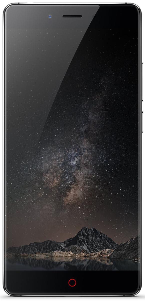 ZTE Nubia Z11, Grey - Смартфоны