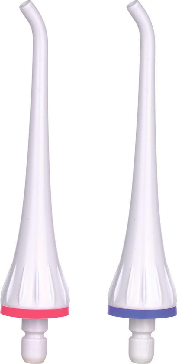 B.Well Насадки для ирригатора WI-911 Ортодонтические NZ911-2 (пакет)NZ911-2 (пакет)Идеально подходит для очистки зубных протезов, коронок и брекет системОчищает брекеты в три раза эффективней, чем зубная нитьТщательно очищает замки и дугиРекомендуется заменять каждые 3 месяца