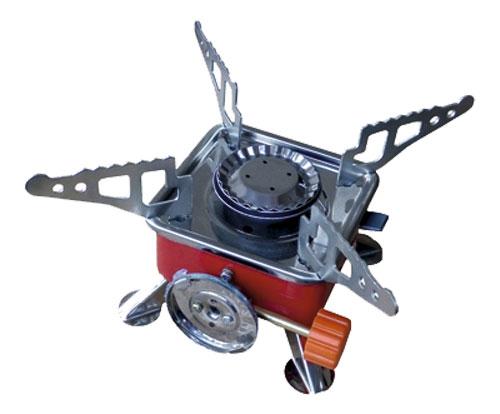 Irit IR-8510 настольная плита79 01630Портативная газовая плитка Irit IR-8510 с пьезоподжигом имеет одну конфорку мощностью 4000 BTU, (1,17 кВт). Расход газа составляет максимум 100 г/ч. В ней используется газ - пропан, бутан. Плитка имеет очень компактные размеры и малый вес. Работает от одноразового газового баллона (в комплект не входит).