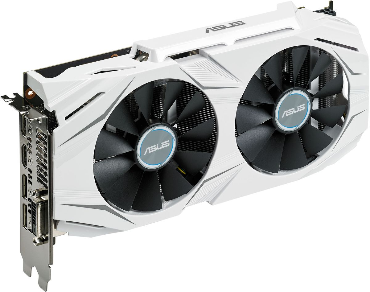 ASUS Dual GeForce GTX 1060-6G