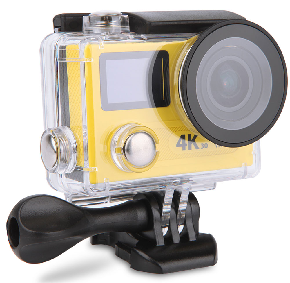 Eken H8 PRO Ultra HD, Yellow экшн-камера экшн камера eken h8 ultra hd black