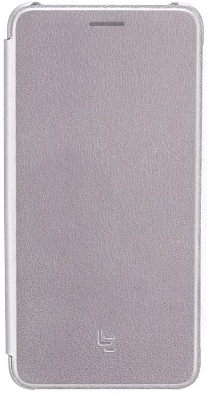 LeEco Clamshell чехол для Le Max 2, Grey400100000102Элегантный стильный чехол LeEco Clamshellдля Le Max 2 сделан из высококачественного полиуретана под кожу и поддерживает интеллектуальное включение.Корпус выполнен из экологически чистого полиуретана под кожу премиум-класса, чтобы обеспечить превосходную защиту и функциональность по сравнению с обычными пластмассовыми изделиями.На внутренней стороне интегрированная мягкая подкладка, которая защищает экран. Корпус чехла позволяет легко держать телефон и отвечать на звонки.