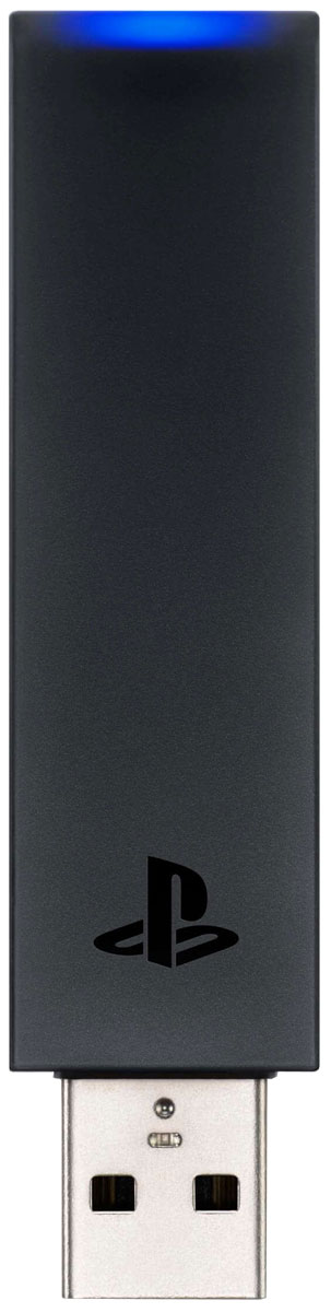Sony беспроводной USB адаптер PS4 (CUH-ZWA1E/X/E)1CSC20002523Беспроводной USB-адаптер Sony Dualshock 4. Управляйте совместимыми приложениями на ПК и Mac.С помощью приложения Дистанционное воспроизведение для ПК/Mac вы можете транслировать любимые игры для PS4 на свой компьютер. С беспроводным USB-адаптером Dualshock 4 играть станет еще удобнее – теперь все возможности беспроводного контроллера Dualshock 4 будут у вас под рукой благодаря технологии Bluetooth.Играйте по беспроводной сети благодаря дистанционному воспроизведению. Загрузите приложение Дистанционное воспроизведение на ПК/Mac, вставьте беспроводной USB-адаптер и выполните быстрый и легкий процесс подключения через Bluetooth вашего беспроводного контроллера Dualshock 4. После этого вы сможете начать играть.