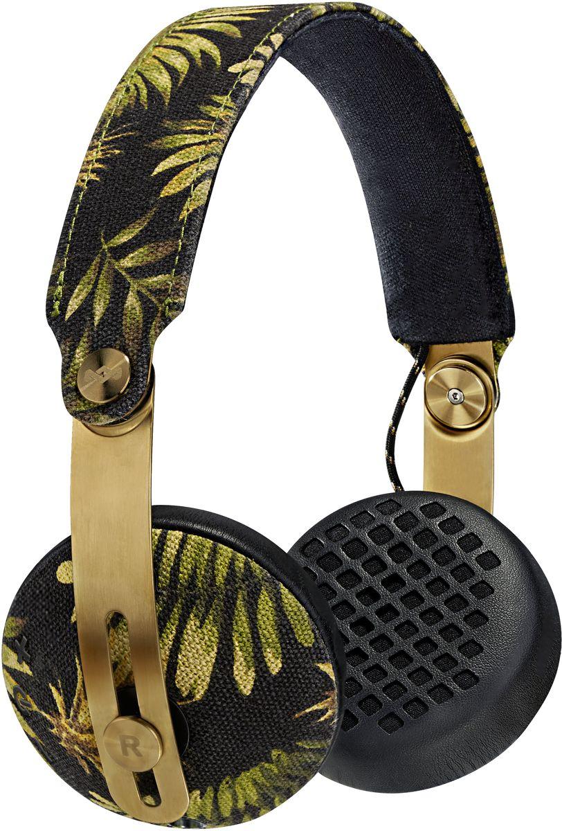 House of Marley Rise BT, Palm беспроводные наушникиJH111-PMНаушники выполнены в культовом стиле, отдавая дань уважения истокам бренда, но в современном дизайне. Несколько цветовых решений, исключительное удобство, высокое качество звука и уникальный дизайн позволяют самовыражаться и наслаждаться музыкой. Сверхмягкие кожаные амбюшуры и тканевое оголовье обеспечивают максимальный комфорт. Наушники имеют складную конструкцию легко помещаются в стильный чехол. Время работы этих беспроводных наушников без подзарядки 12 ч.