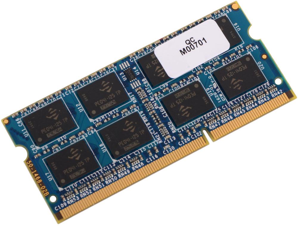 Patriot DDR3 SO-DIMM 8Gb 1333МГц модуль оперативной памяти (PSD38G13332S)PSD38G13332SНебуферезированная память Patriot DDR3 SO-DIMM PSD38G13332S предоставляет качество работы, надежность и производительность, требуемую для современных ноутбуков сегодня. Этот модуль емкостью 8 ГБ, спроектирован для работы на частоте 1333 МГц PC3-10600 при таймингах CAS 9. Модуль собран при использовании специальных компонентов.