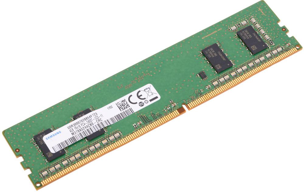 Samsung Original DDR4 4GB 2400МГц модуль оперативной памяти