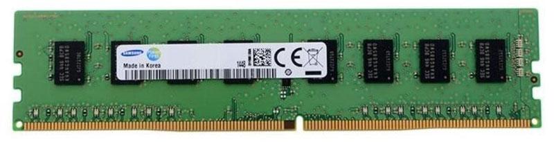 Samsung Original DDR4 8GB 2400МГц модуль оперативной памятиM378A1K43CB2-CRCМодуль оперативной памяти Samsung M378A1K43CB2-CRC предоставляет качество работы, надежность и производительность, требуемую для современных компьютеров сегодня. Обеспечивает увеличенную рабочую частоту при сниженном тепловыделении и экономном энергопотреблении. Напряжение питания при работе составляет 1,2 В. Этот модуль, емкостью 8 ГБ, спроектирован для работы на частоте 2400 МГц PC4-19200 при таймингах CAS 17. Отличные характеристики, которые смогут удовлетворить потребности большинства пользователей.