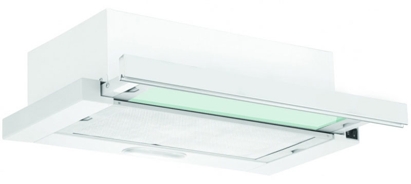 Simfer 6006 вытяжка6006Simfer 6006 - встраиваемая вытяжка шириной 60 см. Основная функция вытяжки на кухне в удалении испарений (пар, жир и копоть) и запахов. Обычно она устанавливается над кухонной плитой, но помимо испарений от плиты кухонная вытяжка очищает воздух всего помещения.Режим работы: отвод/рециркуляцияПроизводительность: 400 м3/чКол-во моторов: 1Кол-во скоростей: 3Металлические жироулавливающие фильтрыОсвещение: 1 х 40 Вт