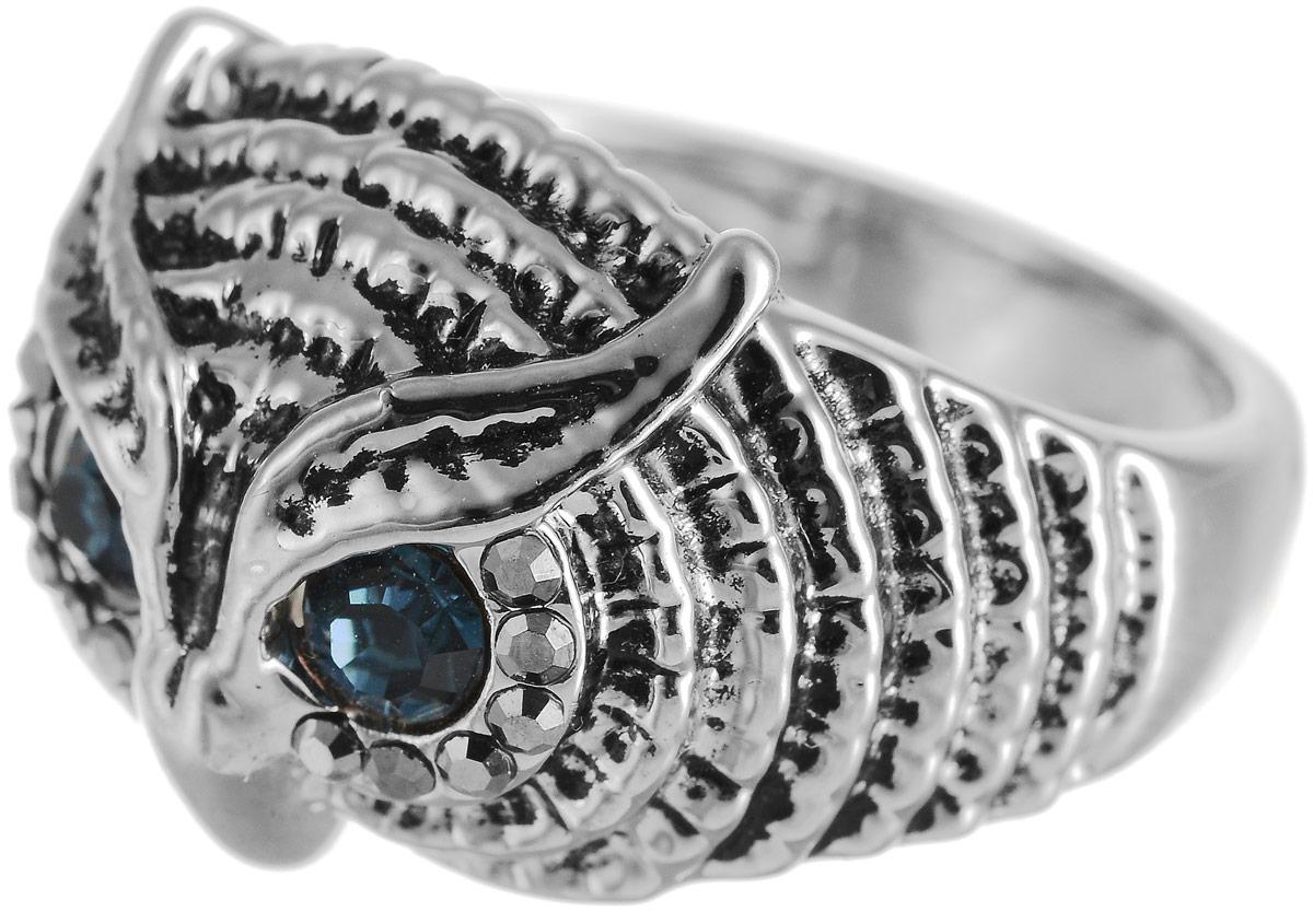 Кольцо Art-Silver, цвет: серебряный. 01315-607. Размер 16,5Коктейльное кольцоОригинальное кольцо Art-Silver выполнено из бижутерного сплава с гальваническим покрытием. Кольцо украшено декоративными вставками.Элегантное кольцо Art-Silver превосходно дополнит ваш образ и подчеркнет отменное чувство стиля своей обладательницы.