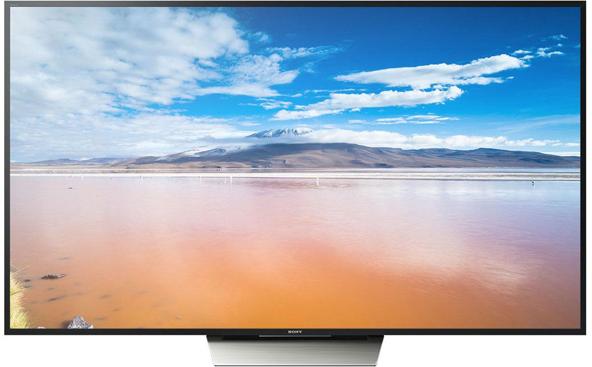 Sony KD-75XD8505 телевизорKD-75XD8505Телевизор Sony KD-75XD8505 с поддержкой расширенного динамического диапазона (HDR) перевернет ваши представления о просмотре любимого контента. В сочетании с разрешением 4K Ultra HD поддержка расширенного динамического диапазона (HDR) при просмотре видео обеспечивают невероятное богатство деталей, естественную цветопередачу и контрастность, а диапазон яркости подсветки во много раз будет превосходить возможности телевизоров предшествующих моделей. В результате изображение получается более реалистичным и детализированным с яркими оттенками.Мощный 4K-процессор X1 обеспечивает потрясающее качество изображения независимо от того, что вы смотрите. Видеосигнал с любого источника — телевещание, диски Blu-ray, DVD и даже интернет-видео в 4K — проходит тщательный анализ и оптимизируется до разрешения 4K. Оцените поразительную четкость, реалистичные цвета и фантастический контраст изображения в 4K.Уникальная технология экрана TRILUMINOS позволяет насладиться естественной цветопередачей. Благодаря широкому охвату цветовой гаммы цвета на экране телевизора выглядят намного реалистичнее. Технология экрана TRILUMINOS великолепно передает оттенки красного, зеленого и синего, которые признаны самыми сложно воспроизводимыми цветами на экране телевизора. А благодаря максимальному охвату цветовой гаммы удается достичь точной передачи оттенков цвета кожи.Спрячьте кабели так, чтобы они не мешали. Все кабели можно аккуратно уложить с тыльной стороны телевизора и убрать в подставку так, чтобы они не мешали просмотру и не нарушали порядок.Телевизор Sony KD-75XD8505 по умолчанию поддерживает Google Cast, что позволяет вам транслировать контент таких популярных сервисов, как YouTube, со своего устройства на великолепный большой экран. Транслировать контент можно с устройств на платформе Android, iOS и с ноутбука.Оцените плавность и высокую степень детализации даже в самых динамичных сценах с быстрой сменой планов благодаря Motionflow XR. Эта инновационная 