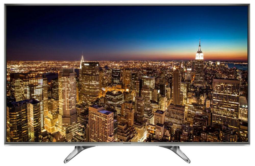 Panasonic TX-55DXR600 телевизорTX-55DXR600Отличительная особенность модели Panasonic TX-55DXR600 – размер экрана с диагональю 135 см.Разрешение изображения на экране телевизора Panasonic TX-55DXR600 составляет 3840х2160 точек, что в четыре раза превышает показатели обычных HD-телевизоров. За счет этого картинка получается невероятно чистой и детализированной: создается полное ощущение, что перед вами не телевизор, а открытое окно. Отличная яркость и широкий цветовой спектр панелей в совокупности с мощным процессором Quad Core Pro (4 ядра) определяют высокое качество изображения, от которого сложно оторвать взгляд.Предусмотрено пять режимов воспроизведения видео: Динамический, Стандартный, Кинотеатр, Кинотеатр с эффектом присутствия, Пользовательский.Телевизор Panasonic TX-55DXR600 оснащен функцией автоматического затемнения подсветки, которая непрерывно анализирует воспроизводимый контент и регулирует подсветку матрицы в разных участках экрана. Так создается насыщенное изображение с четкими деталями. Именно поэтому вы увидите идеальный черный цвет в темных сценах и превосходные яркие оттенки.Моя домашняя страница 2.0 на платформе ОС Firefox – это интуитивно понятный интерфейс для удобного поиска любимых фильмов, фотографий, музыки.Больше нет ограничений в выборе места для размещения телевизора. Система домашнего потокового ТВ принимает спутниковый сигнал, кабельное или наземное вещание и конвертирует его в сетевой контент, передаваемый через маршрутизатор. Смотреть любимые телепередачи и фильмы теперь можно в любой комнате – с сетевых устройств или второго телевизора.Телевизор Panasonic TX-55DXR600 оснащен передовым 4-ядерным процессором. Этот высокопроизводительный мозг реализует интерактивные функции Beyond Smart, справляясь с несколькими задачами одновременно, оперативно запускает приложения. Именно процессору телевизор обязан плавным воспроизведением сетевого видео контента.Телевизор TX-55DXR600 оснащен веб-браузером на базе операционной системы Firefox. Просмат