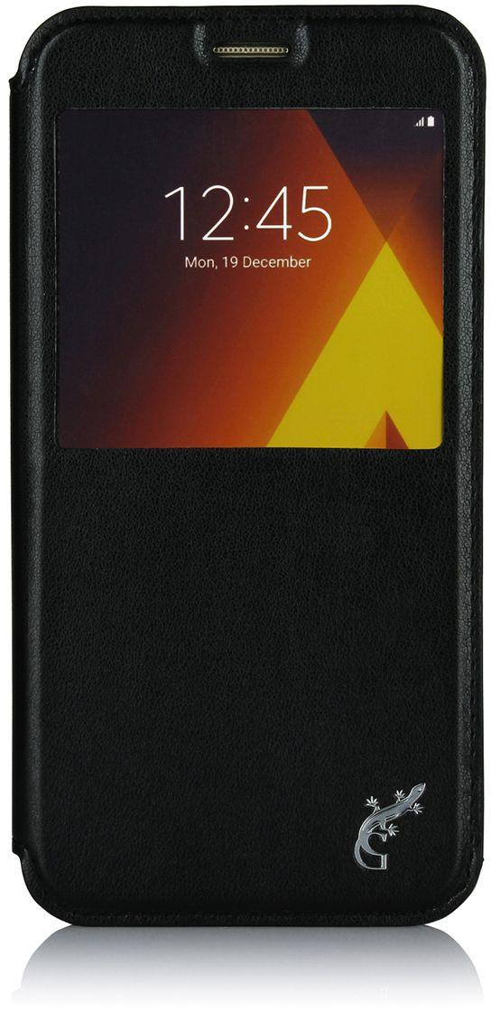 G-case Slim Premium чехол для Samsung Galaxy A7 (2017) SM-A720F, BlackGG-797