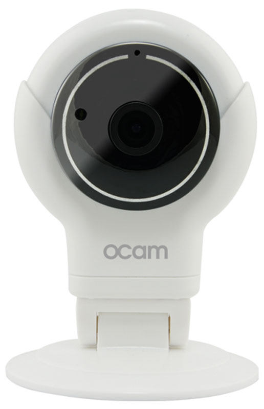OCam-S1, White IP-камераOCAM-S1-WhiteС камерой OCam-S1 у вас появится возможность присмотреть за своим домом, маленьким ребенком, пожилыми людьми и даже домашним питомцем.Приятный дизайн и удобная для дома или офиса камера наблюдения. Инженеры предусмотрели различные сценарии использования камеры, поэтому пользователю доступны несколько режимов работы. Переключаться между ними можно в один клик. Записанные видеофайлы и фотографии сохраняются на карту памяти microSD. Когда возникает движение или звук, камера активирует системы распознавания, после чего вы сразу получите уведомление в виде звонка или письма на электронную почту.Благодаря инфракрасной подсветке вы получите четкое изображение даже в условиях плохого освещения. Широкий угол обзора в 120° дает больший охват получаемого изображения, поэтому вы сможете наблюдать, к примеру, не только за ребенком, но и за окружающей его обстановкой во всей комнате.Наличие встроенного микрофона и динамика позволяет вам общаться с помощью камеры OCam-S1 даже дистанционно.Установите фирменное приложение OCam App на ваше мобильное устройство, настройте его и менее чем через три минуты вы сможете вести наблюдение в режиме реального времени в высоком качестве изображения 720p.