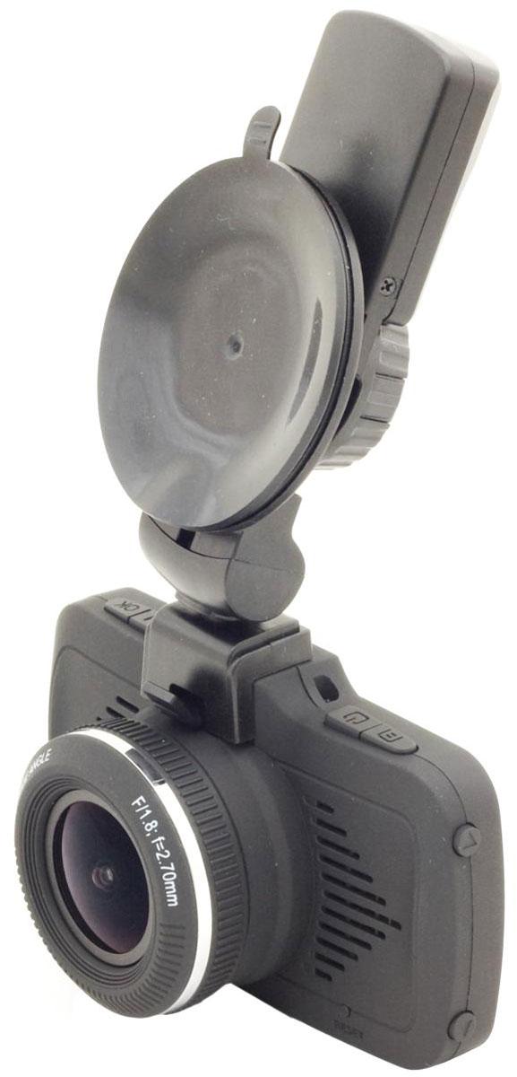 PlayMe Back автомобильный видеорегистраторPlayMe-BACKPlayMe Back - компактный и миниатюрный видеорегистратор последнего поколения с SUPER HD качеством съемки, встроенным GPS модулем и функционалом SPEEDCAMS - предупреждения о стационарных камерах ГИБДД.Благодаря самому современному видеопроцессору Ambarella A7, этот гаджет ведет съемку с самым высоким качеством, доступным сегодня видеорегистраторам и при этом имеет весьма демократичную стоимость относительно аналогов от других производителей.Функция предупреждения о полицейских радарах и камерах реализована благодаря GPS информатору и предустановленной подробной базе мест расположения камер. Базу можно регулярно обновлять самостоятельно на сайте производителя. Встроенный GPS модуль обеспечивает не только предупреждение о камерах, но и запись всего маршрута поездки и скорости движения автомобиля.Все режимы работы видеорегистратора и предупреждения водителя дублируются голосовыми сообщениями на русском языке. Встроены G-сенсор и датчик движения. Результаты съемки фиксируются на карте памяти micro SD объемом до 64 ГБ.Крепление на присоске со сквозным питанием и возможностью разворота объектива камеры на лобовое стекло.Графический процессор Ambarella A7Поддержка технологии расширенного динамического диапазона (WDR)Предупреждение о покидании полосы движения (LDWS)Предустановленная и обновляемая база данных мест расположения радаров и камерВозможность просмотра маршрута на карте Google Maps