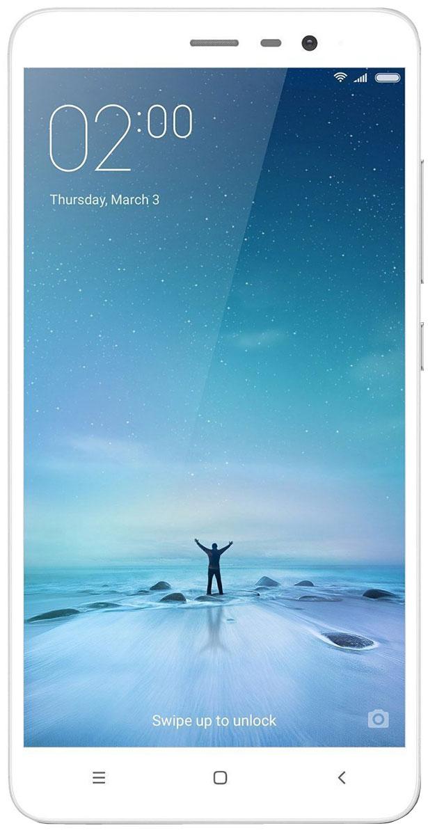 Xiaomi Redmi Note 3 Pro (16GB), Silver - Смартфоны