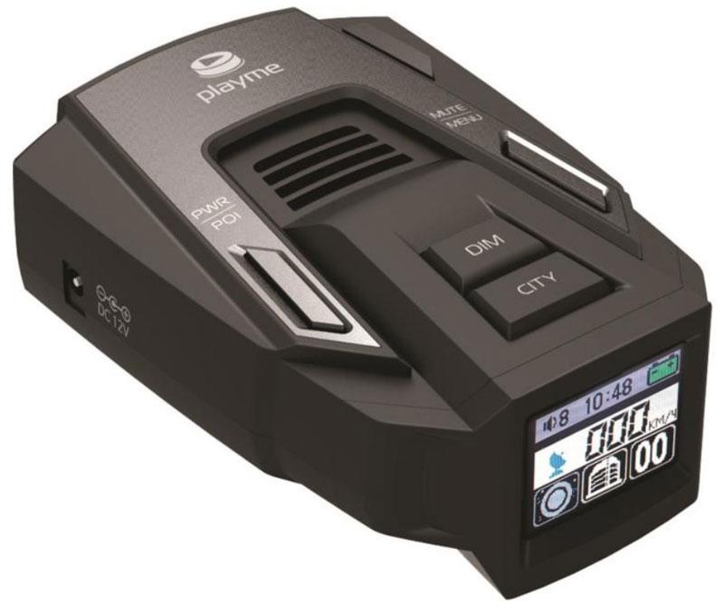PlayMe Twice радар-детекторPlayMe-TWICEРадар-детектор PlayMe Twice - мощное устройство, которое обнаруживает все состоящие на службе российского ДПС ручные радары, мобильные и стационарные комплексы. В том числе невидимую Автодорию. Еще одной особенностью модели является яркий трехстрочный OLED-экран. Достаточно скользнуть по нему взглядом, чтобы получить исчерпывающую информацию!