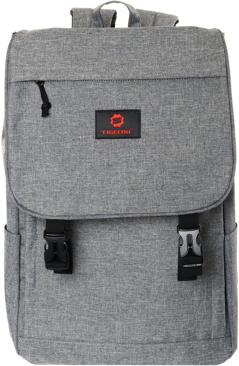 Tigernu T-B3185, Grey рюкзак для ноутбука 14  - Сумки и рюкзаки