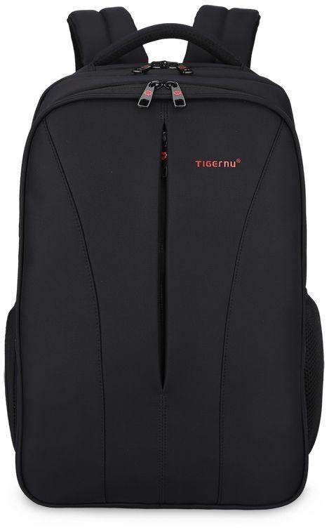 Tigernu T-B3220, Black рюкзак для ноутбука 15T-B3220Рюкзак Tigernu T-B3220 отлично подойдет для работы, учебы или путешевствий. Сделан из высокопрочного,водоотталкивающего материала. Довольно легкий. Отделение для ноутбука и планшета со вставкой из защитной пены, которое защитит ваши устройства от царапин и других повреждений. S-образная конструкция спинки с воздухопроницаемой губкой обеспечивает идеальную мягкую посадку. Основное отделение с двойной молнией (защита от кражи). Эластичная протяжка для ручек чемоданов.