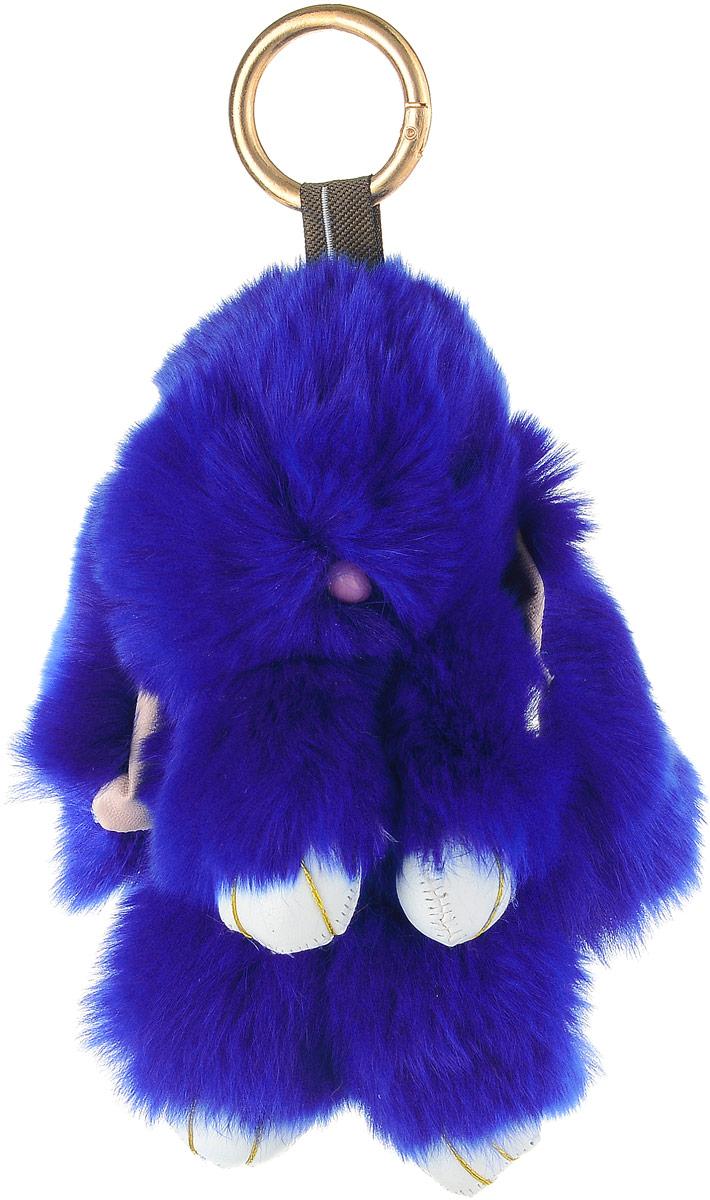 Брелок женский Mitya Veselkov, цвет: синий. BRELOK-KROLIK-DARKBLUEBRELOK-KROLIK-DARKBLUE