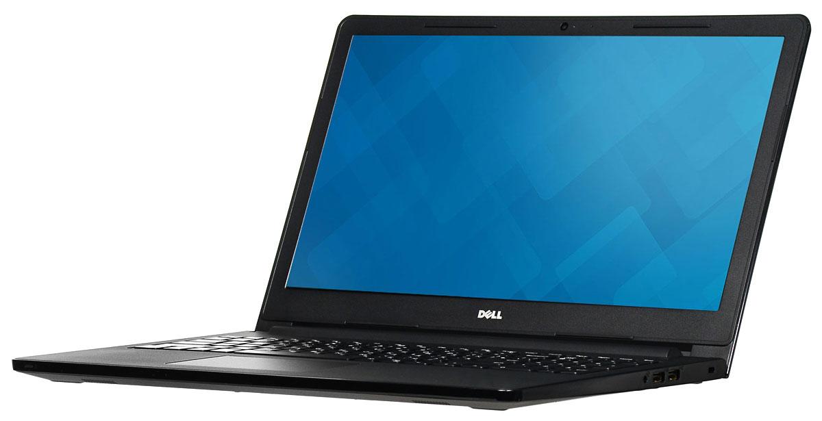 Dell Inspiron 3552 (1295), Black3552-1295Ноутбук Dell Inspiron 3552 толщиной всего 22 мм легко помещается в сумке для ноутбука или дорожной сумке и не занимает много места.Нет розетки - нет проблем: невозможно все время находиться рядом с розеткой, но благодаря 6-часовой продолжительности работы без подзарядки вам и не придется.Расширьте свой кругозор: смотреть любимые фильмы и передачи на этом широком 15-дюймовом экране - одно удовольствие.Громко и четко: вы будете поражены чистотой звука, которую обеспечивает отмеченная наградами технология GRAMMY Waves MaxxAudio. Общайтесь с друзьями и смотрите любимые фильмы, наслаждаясь невероятным качеством звука. Надежные беспроводные подключения: общайтесь с удовольствием благодаря новейшим возможностям беспроводной связи, которые позволяют устанавливать быстрые и надежные соединения с потрясающим диапазоном.Видеть - значит верить: улыбнитесь вашим друзьям и близким, которых нет рядом, с помощью встроенной веб-камеры. Сохраняйте все необходимое: сохраняйте все ваши фотографии, домашние видеофильмы, важные документы и смешные ролики про домашних питомцев, которые вы просматривали миллион раз, на вместительный жесткий диск емкостью 500 Гбайт. Подключайте все устройства: подключайте других цифровые устройства с помощью высокоскоростных портов USB или порта HDMI. Для быстрой и удобной передачи файлов ноутбук также оборудован устройством считывания карт памяти SD.Точные характеристики зависят от модификации.Ноутбук сертифицирован EAC и имеет русифицированную клавиатуру и Руководство пользователя.