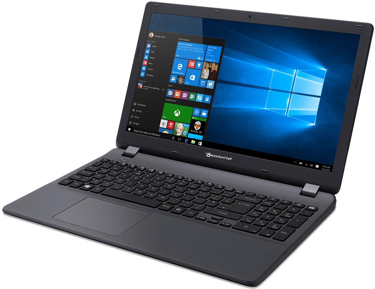 Packard Bell ENTG81BA-C2KW, Black (NX.C3YER.020)NX.C3YER.020Ноутбук Packard Bell EasyNote TG81BA с изящным дизайном сочетает в себе доступность и удобство использования, что позволяет с его помощью эффективно решать повседневные задачи. Вы сможете всегда оставаться на связи, легко справляться с повседневными задачами и наслаждаться всеми возможностями для развлечений. Этот ноутбук основан на эффективной, проверенной временем технологии, что делает его идеальным решением для всей семьи.Вы сможете брать ноутбук Packard Bell EasyNote TG81BA с собой повсюду. Благодаря продолжительному времени автономной работы устройства (до 5,5 часов) вы можете работать и общаться с друзьями, где бы вы ни находились. Сенсорная панель Precision Touchpad повышенной точности помогает работать эффективнее, обеспечивая более удобные возможности масштабирования, прокрутки и навигации. Панель также оснащена технологией, ограничивающей возможности случайного ввода и случайных движений курсора — вводить данные и наводить курсор стало проще, без досадных побочных эффектов. Кроме того, клавиатура устройства с глубиной нажатия 1,7 мм и большой удаленностью клавиш друг от друга повышает удобство ввода благодаря ощущению движений клавиш под пальцами.Экономьте пространство на вашем домашнем ПК или просматривайте медиаконтент, где бы вы ни находились. Благодаря экрану HD с диагональю 15,6 обеспечивается четкость и яркость видео. Смотрите потоковое видео в Интернете или подключите ноутбук к ТВ-устройству через порт HDMI, чтобы насладиться просмотром медиаконтента на большом экране.Точные характеристики зависят от модификации.Ноутбук сертифицирован ЕАС и имеет русифицированную клавиатуру и Руководство пользователя.