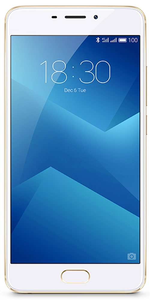 Meizu M5 Note 16GB, Gold White