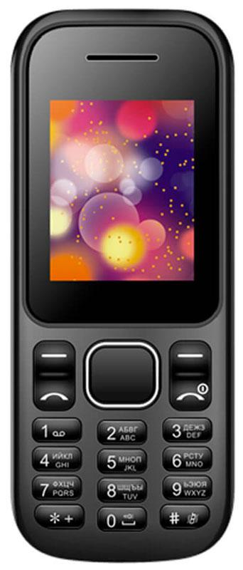 Vertex M109, BlackM109-BLМобильный телефон Vertex M109 - простой и удобный в использовании телефон с камерой на каждый день!Легкий и компактный корпус, классический черный цвет, удобная клавиатура - все сделано для вашего комфорта при использовании телефона М109. Для того, чтобы вы смогли всегда оставаться на связи модель М109 поддерживает работу двух SIM-карт, активных в режиме ожидания. Благодаря этому можно использовать возможности сразу двух операторов связи так, как удобно вам. Совместите рабочий и личный номер в одном устройстве, чтобы не пропустить ни одного звонка!Дополнительные преимущества модели: поддержка 2G интернета, отправка MMS, фонарик, радио.Телефон сертифицирован EAC и имеет русифицированную клавиатуру, меню и Руководство пользователя.