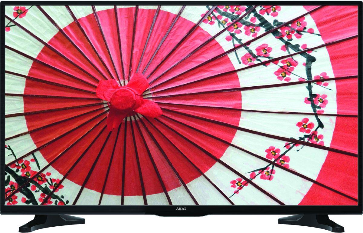 Akai LES-32A64M телевизорLES-32A64MТелевизор Akai LES-32A64M успешно совмещает в себе все функции, присущие полноценному развлекательному медиацентру. Сочетание превосходного изображения и современных технологий по доступной цене предоставит вам возможность насладиться невероятно четким и ярким изображением.Обладая большим набором интерфейсов, телевизор с легкостью может взаимодействовать с любыми информационными носителями, включая просмотр ваших любимых фильмов в формате HD напрямую с USB флэшки. Главные преимущества данной модели: Android 4.4, встроенный модуль Wi-Fi, а также поддержка цифрового телевидения в формате DVB-T2.