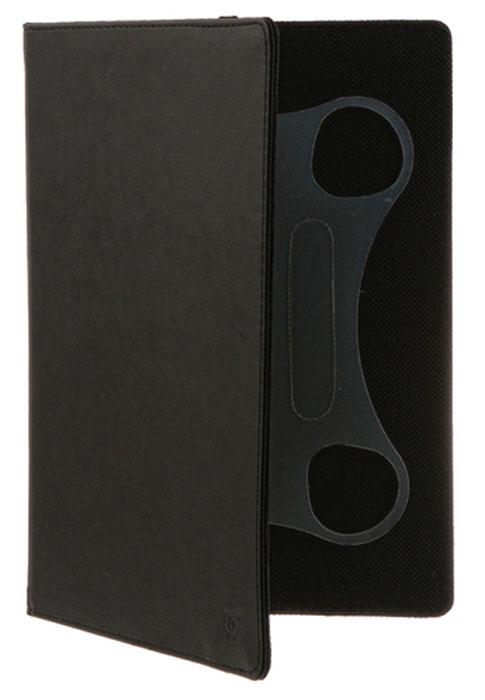 Vivacase Basic чехол для планшетов 10, Black (VUC-CBS10-bl)VUC-CBS10-blЧехол Vivacase Basic для планшетов с диагональю до 10 предназначен для защиты ваших электронных устройств от механических повреждений и влаги. Внутреннее крепление позволяет надежно зафиксировать устройство. Обеспечивает свободный доступ ко всем разъемам и клавишам вашего девайса.