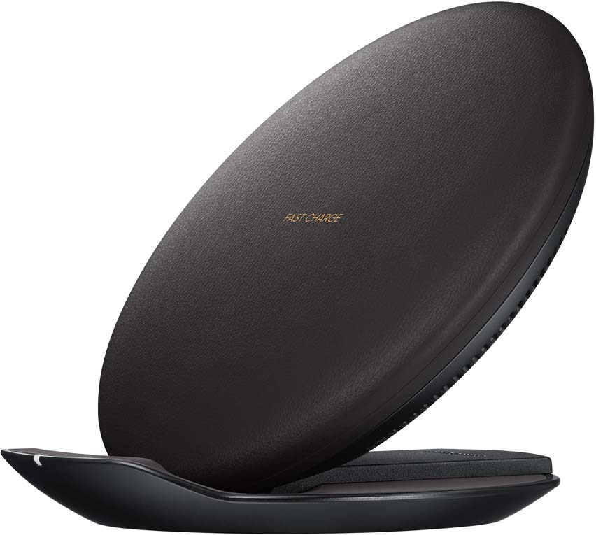 Samsung EP-PG950BBRGRU, Black беспроводное зарядное устройствоEP-PG950BBRGRUБеспроводное зарядное устройство наподставке. Легкое подключение. Встроенный индикатор, определяющий правильное положение заряжаемого устройства