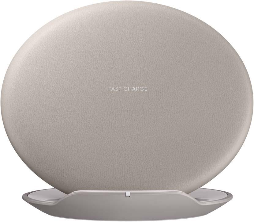 Samsung EP-PG950BDRGRU, Gold беспроводное зарядное устройствоEP-PG950BDRGRUБеспроводное зарядное устройство наподставке. Легкое подключение. Встроенный индикатор, определяющий правильное положение заряжаемого устройства